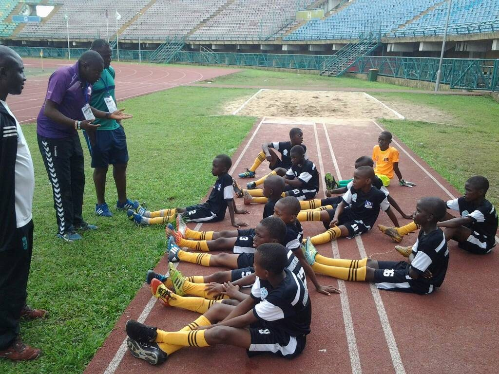 Burhanudeen Face African Church In Channels Kids Cup Final