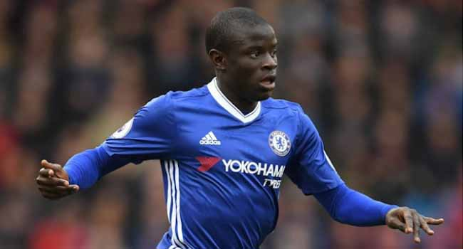 Kante Fit After Fainting Incident, Says Conte
