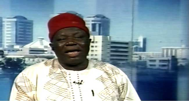 Professor Obiozor Seeks Restructuring Of Nigerian Politics