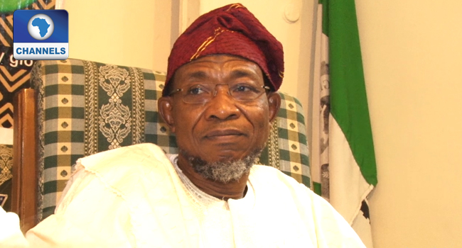 Aregbesola Orders Govt Institutions To Plant 60 Trees Each