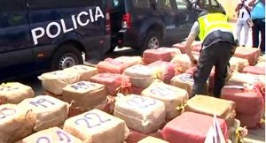 Police Seize Two Tonnes Of Cocaine, Arrest 15 In Argentina