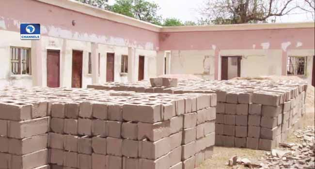 VSF Commences Reconstruction Of Infrastructure Destroyed By Insurgents