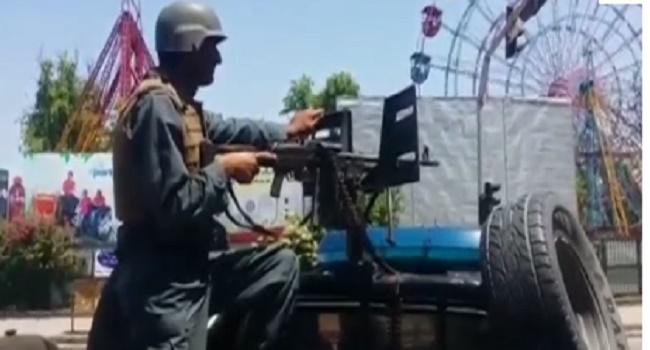 Gun Battle Reported At Afghanistan TV Station