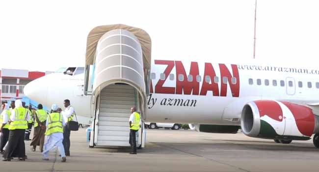 Azman Air Goes International
