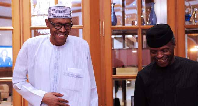 Govt. Will Run Smoothly While I'm Away – Buhari