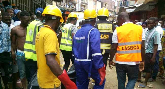 Lagos Govt. Adopts Whistle-blowing To Tackle Building Collapse