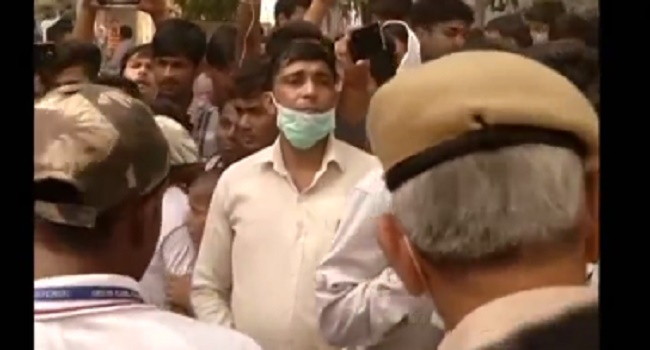 Fuel Tanker Gas Leak In Delhi Puts 50 Students In Hospital