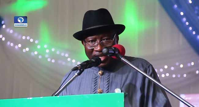 There Is Hope For Nigeria, Jonathan Says In New Year Message
