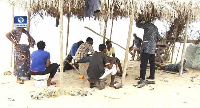 Lafiaji Residents Cry For Help As Coastal Erosion Hits Community