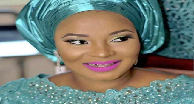 Tears Flow As Moji Olaiya Is Laid To Rest