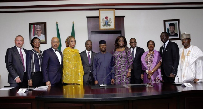 Osinbajo Inaugurates Sovereign Authority Investment Board