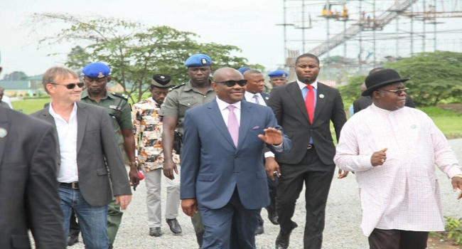 Wike Inspects Projects Scheduled For Commissioning