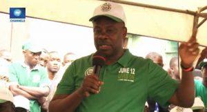 June 12: MKO Abiola A Martyr Of Democracy – Amosun