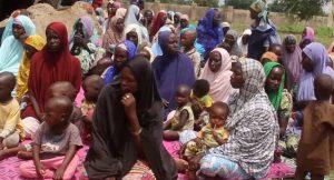 Nigerian Army Donates Instructional Materials To Adamawa IDPs