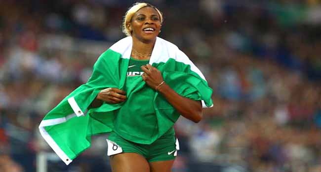Blessing Okagbare Set To Make New Records At Commonwealth Games