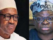 Fayose Congratulates Buhari At 75, Salutes His Leadership Spirit