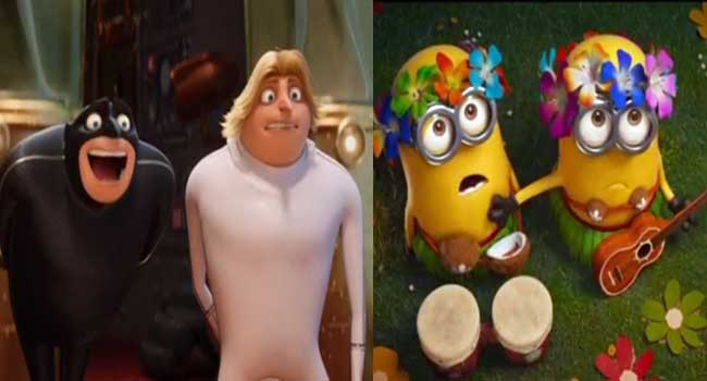 'Despicable Me 3' Set To Rule US Box Office