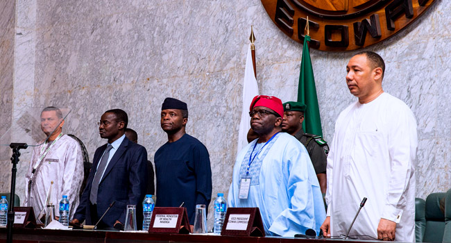 Image result for ECOWAS Assembly of health ministers