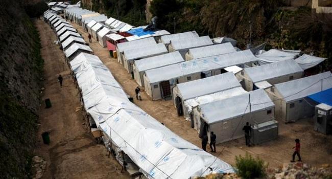 EU Leaders Meet In Brussels Over Migration Feud