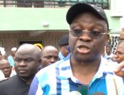 Attack On Protesters Not In Interest Of Democracy – Fayose