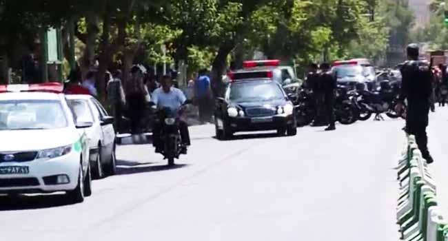 Seven Dead As Gunmen Attack Iranian Parliament