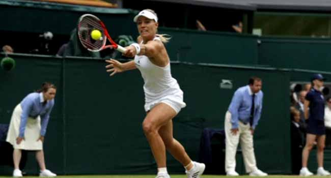 Kerber Out Of Birmingham, Vows To Fight To Be Fit For Wimbledon