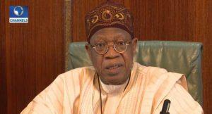 Arewa/Biafra Threats: Do Not Panic, Lai Mohammed Tells Nigerians