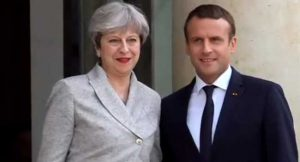 May, Macron Announce Counter-terrorism Action Plan