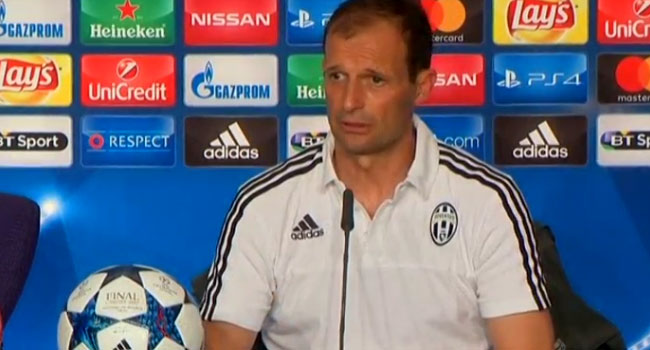 Juventus Must Rediscover Cutting Edge In Champions League – Allegri