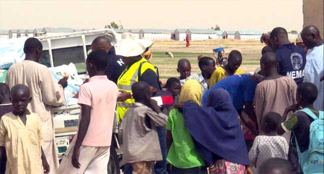 'Thousands Of IDPs Still In Desperate Need Of Humanitarian Aid'