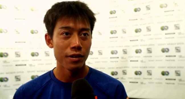 Nishikori Retires Injured At Halle As Wimbledon Looms