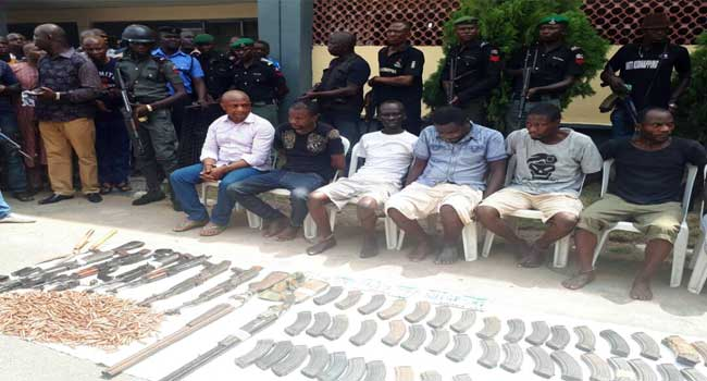 Evans leads detectives to his Igando, Ejigbo dens