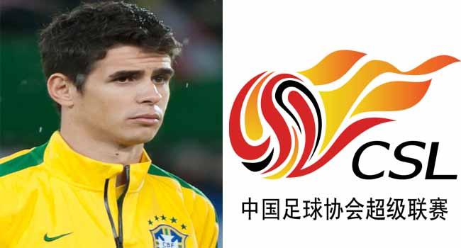 Oscar Banned For Eight Matches After Causing Brawl