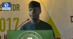 FG Has Provided N30bn For Mining Sector Development, Says Osinbajo