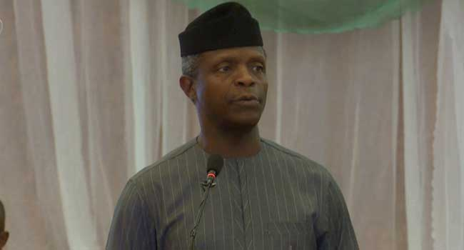 Maitama Sule: Osinbajo Visits Kano, Condoles With Residents