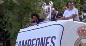 Real Madrid Kick Off Celebration Parade