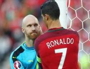 Ronaldo Focused On Russia Clash, Says Portugal's Coach