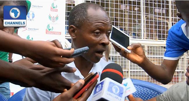 3SC Threatens To Sack Coach Amoo