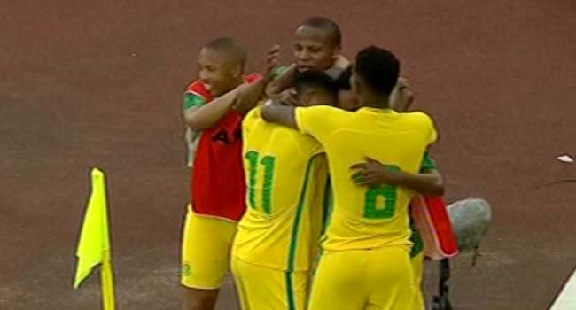 South Africa Beat Nigeria In AFCON Qualifier