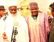 Sultan, Wike Promise To Work For Nigeria's Unity