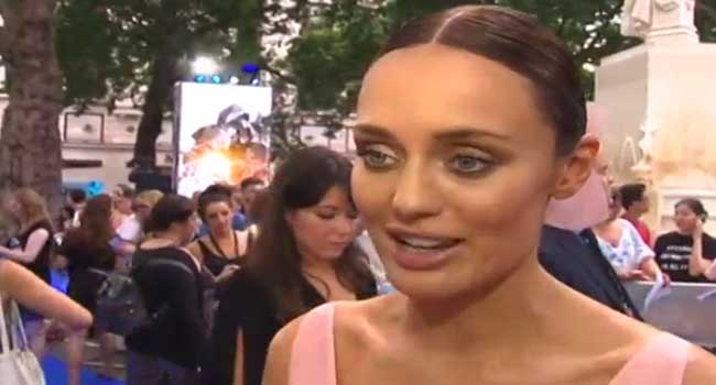 """Stars Turn Up For """"Transformers"""" Premiere"""