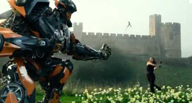 'Transformers' Leads Box Office Despite Lowest Opening In Franchise
