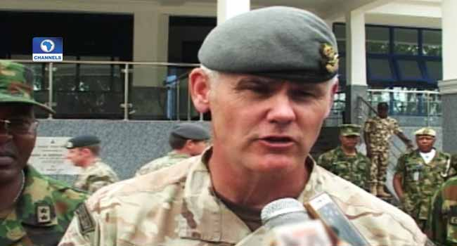 UK Trains Nigerian Air Force Officers On Counter-Terrorism