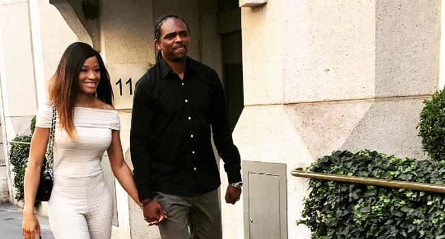 Kanu's Wife Shares Throwback Photo On 13th Wedding Anniversary