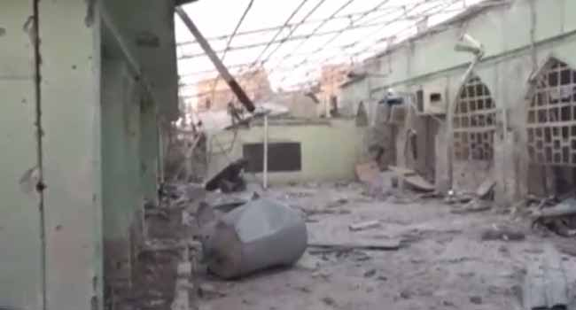 Iraqi Forces Battle Towards Heart Of Mosul's Old City