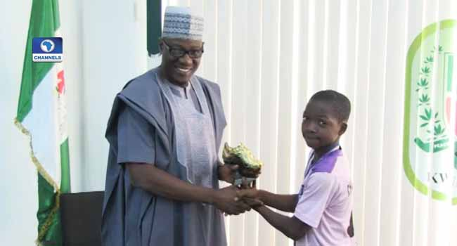 Gov Ahmed Promises To Prioritise Sports After Kwara School Shines In Channels Kids Cup
