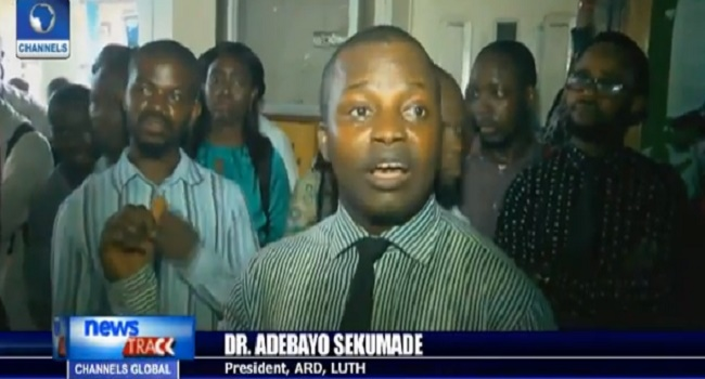 LUTH Chaos: Doctors Accuse Authorities Of Highhandedness