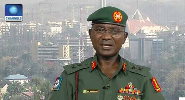 Boko Haram Terrorists Are Now Disintegrated, Says Military