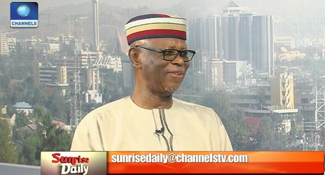 APC's Priority Is Not Restructuring But Fixing The Economy – Oyegun