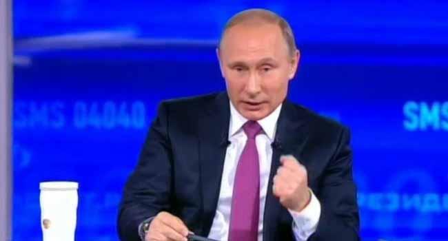 Kremlin Denounces 'Imperialist Character' Of US Strategic Report